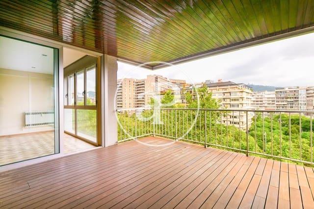 5 bedroom Flat for rent in Barcelona city with garage - € 3,000 (Ref: 5443314)