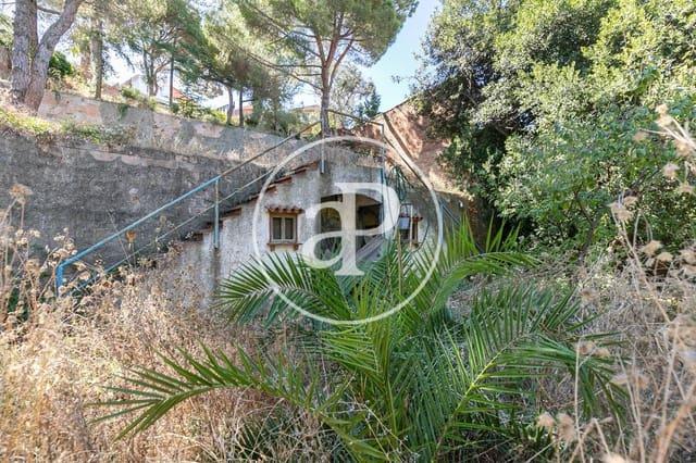 Działka budowlana na sprzedaż w Sant Just Desvern - 1 250 000 € (Ref: 5554223)