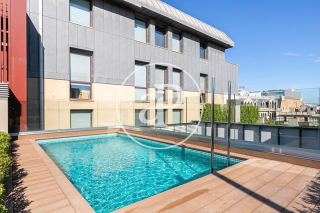 1 bedroom Flat for rent in Barcelona city with pool garage - € 1,949 (Ref: 5751468)