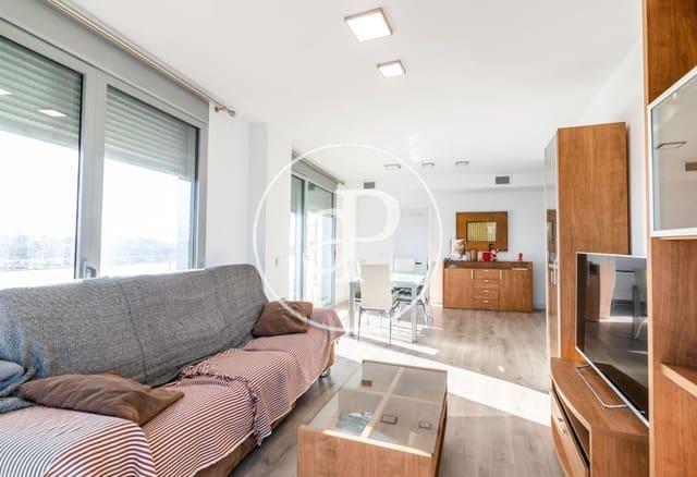 3 sypialnia Mieszkanie do wynajęcia w Badalona z basenem garażem - 1 800 € (Ref: 5766721)