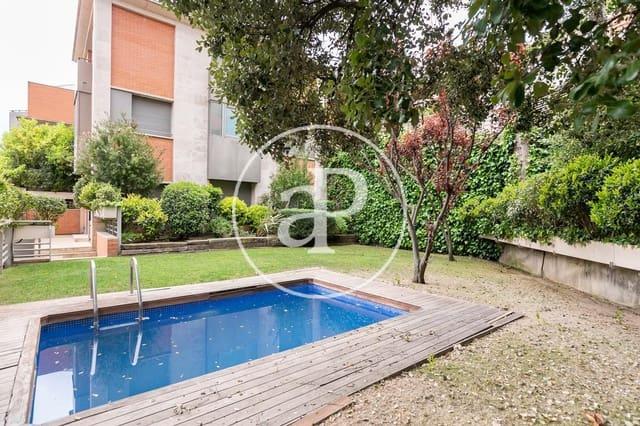 4 soveværelse Villa til leje i Barcelona by med swimmingpool garage - € 5.852 (Ref: 6010244)