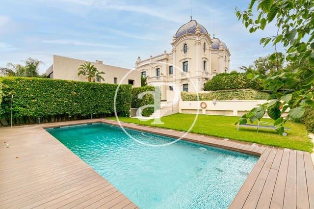 4 soveværelse Lejlighed til leje i Sant Just Desvern med swimmingpool garage - € 6.000 (Ref: 6095514)
