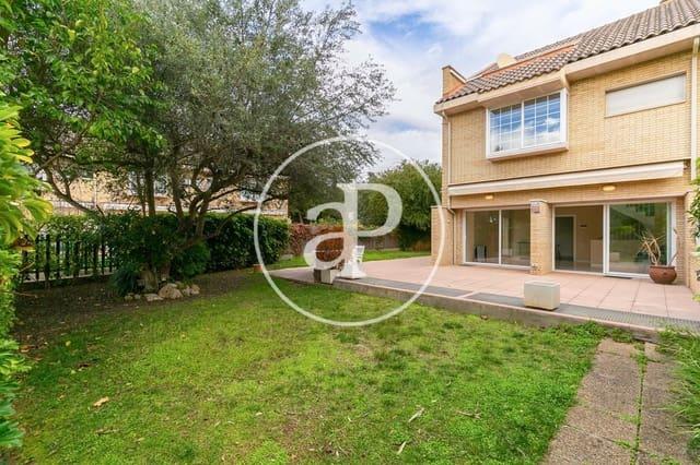 4 quarto Moradia para arrendar em Sant Just Desvern com piscina garagem - 3 200 € (Ref: 6314774)