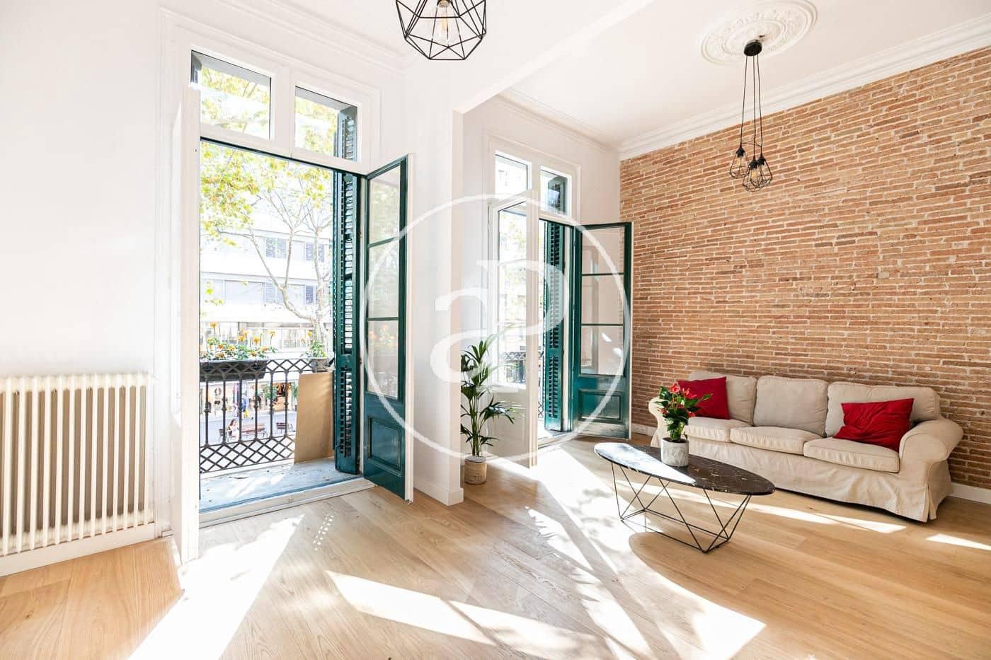 2 bedroom Flat for sale in Barcelona city - € 545,000 (Ref: 6326400)