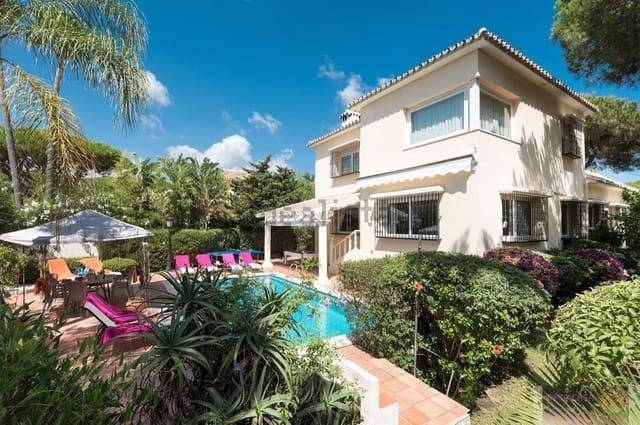 4 slaapkamer Villa te huur in Marbesa met zwembad garage - € 3.700 (Ref: 5056858)