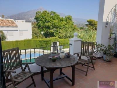 2 slaapkamer Penthouse te huur in Aloha Golf met zwembad garage - € 1.200 (Ref: 5417383)