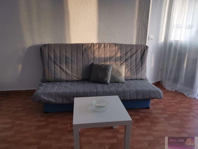 Studio te huur in Calahonda met zwembad garage - € 500 (Ref: 5549045)