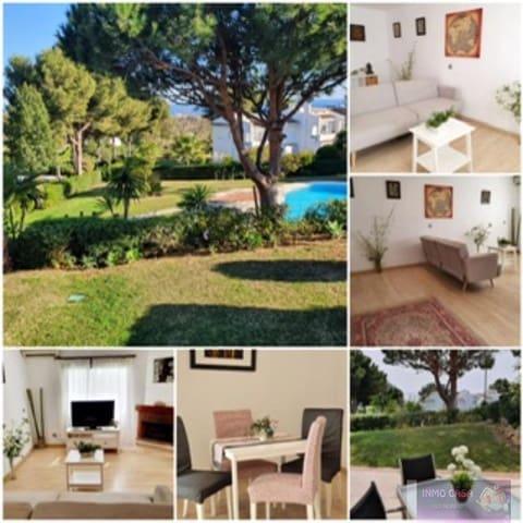 3 sypialnia Willa do wynajęcia w Calahonda z basenem - 1 000 € (Ref: 5991172)
