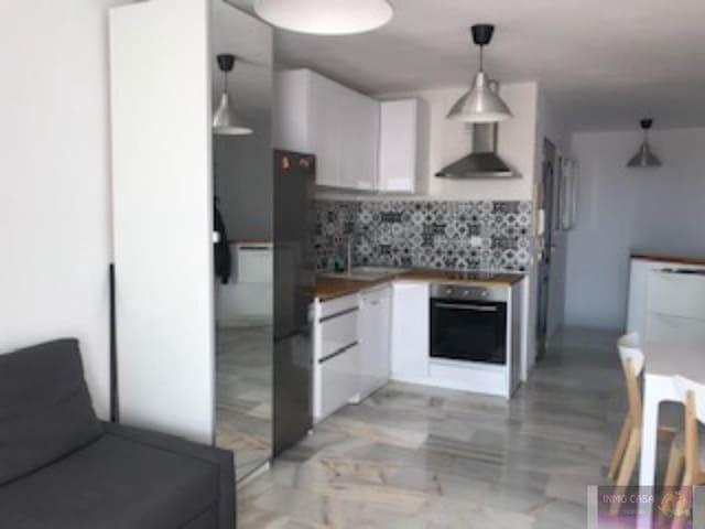 1 quarto Apartamento para arrendar em El Padron com piscina garagem - 490 € (Ref: 6306231)