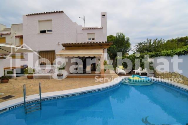 5 sovrum Semi-fristående Villa till salu i El Grau de Castello med pool garage - 330 000 € (Ref: 5210857)