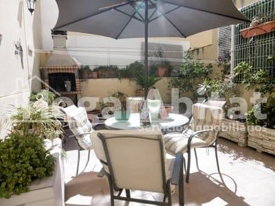 5 Zimmer Reihenhaus zu verkaufen in Benimamet mit Garage - 500.000 € (Ref: 5211820)
