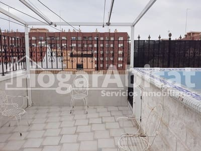 3 Zimmer Reihenhaus zu verkaufen in Xirivella mit Pool Garage - 320.000 € (Ref: 5216178)