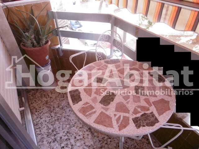3 chambre Appartement à vendre à Silla - 120 000 € (Ref: 5218625)