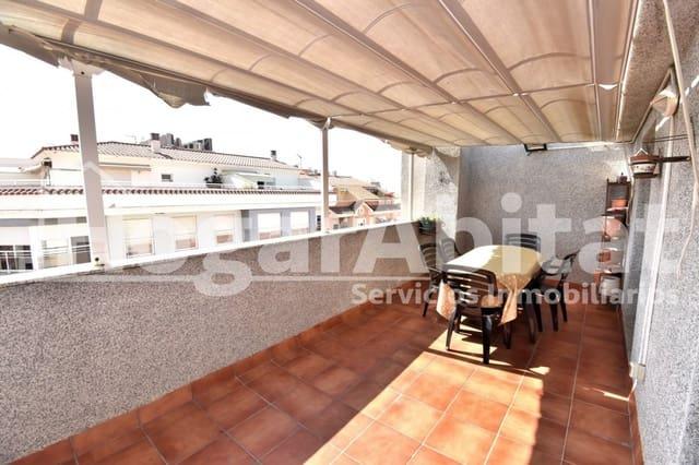 4 chambre Penthouse à vendre à El Grau de Castello avec garage - 240 000 € (Ref: 5220803)
