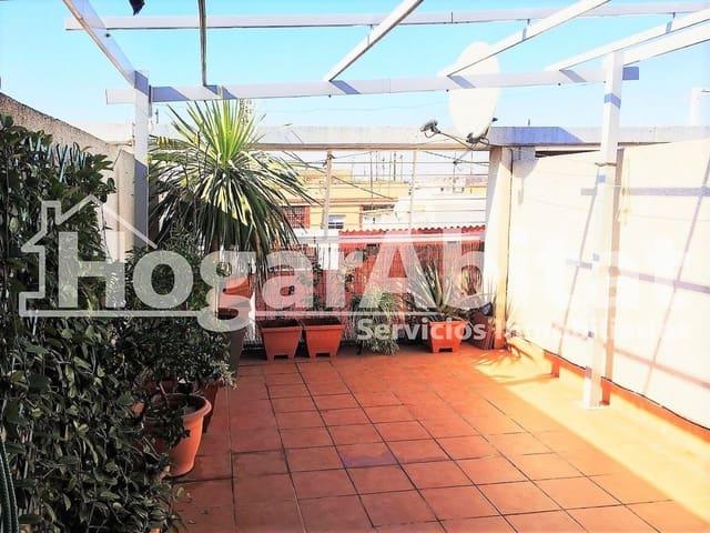Ático de 4 habitaciones en Benetússer en venta con garaje - 195.000 € (Ref: 5222948)