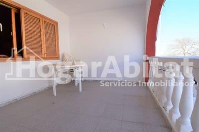 4 chambre Villa/Maison Mitoyenne à vendre à El Perello , valencia avec garage - 230 000 € (Ref: 5279898)