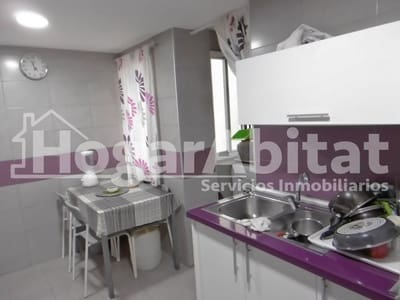 4 bedroom Flat for sale in Albal - € 110,000 (Ref: 5309022)