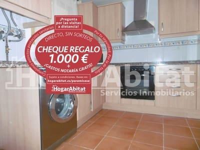 3 bedroom Flat for sale in Catarroja with garage - € 129,000 (Ref: 5318132)