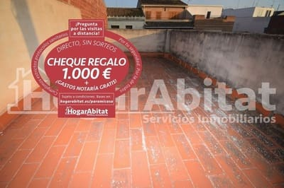 Chalet de 3 habitaciones en Meliana en venta - 139.000 € (Ref: 5353669)