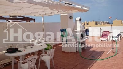 1 bedroom Penthouse for sale in Bellreguard with pool garage - € 115,000 (Ref: 5396619)