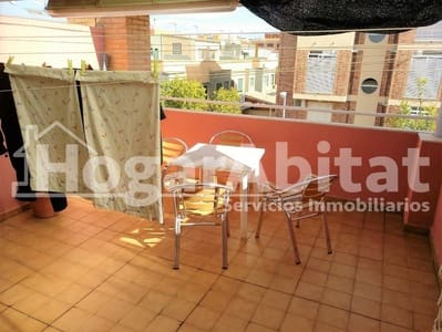 4 bedroom Terraced Villa for sale in Manises with garage - € 199,900 (Ref: 5469855)