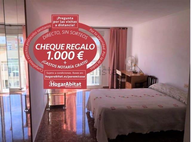 3 chambre Appartement à vendre à Moncada - 145 000 € (Ref: 5471271)