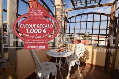 3 Zimmer Penthouse zu verkaufen in Xirivella mit Garage - 164.000 € (Ref: 5471285)