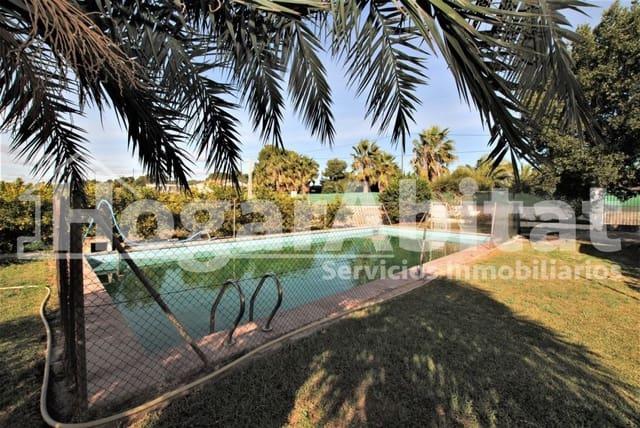 4 chambre Villa/Maison à vendre à Museros avec piscine garage - 220 000 € (Ref: 5489248)