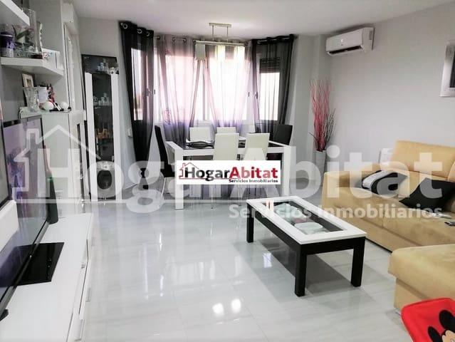 4 chambre Penthouse à vendre à Moncada - 202 000 € (Ref: 5515924)