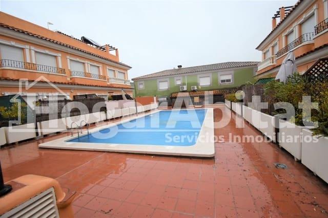 3 chambre Villa/Maison Mitoyenne à vendre à Moncofa avec piscine garage - 145 000 € (Ref: 5532352)