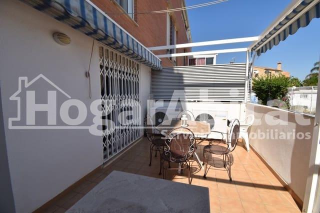 3 sovrum Radhus till salu i Sagunto / Sagunt med garage - 155 000 € (Ref: 5549007)