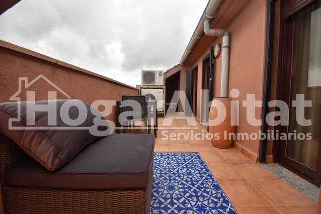 Ático de 4 habitaciones en Vila-real en venta con garaje - 235.000 € (Ref: 5703112)