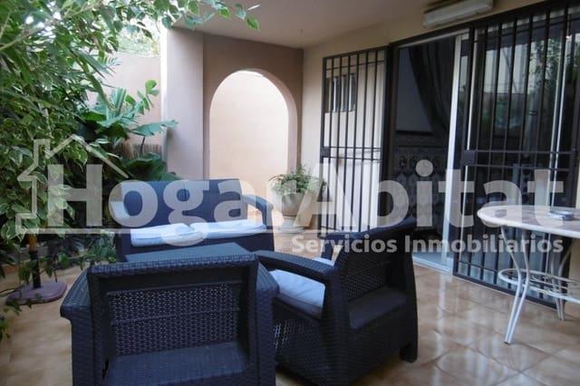 3 sypialnia Dom szeregowy na sprzedaż w Meliana z basenem garażem - 180 000 € (Ref: 5717352)