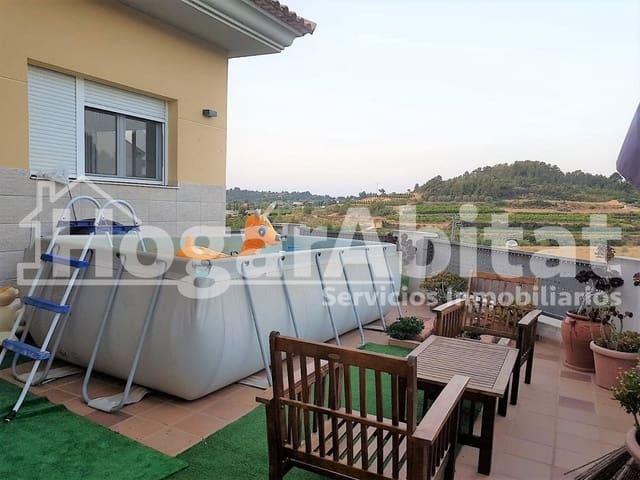 5 sypialnia Dom szeregowy na sprzedaż w Godelleta z garażem - 280 000 € (Ref: 5721619)