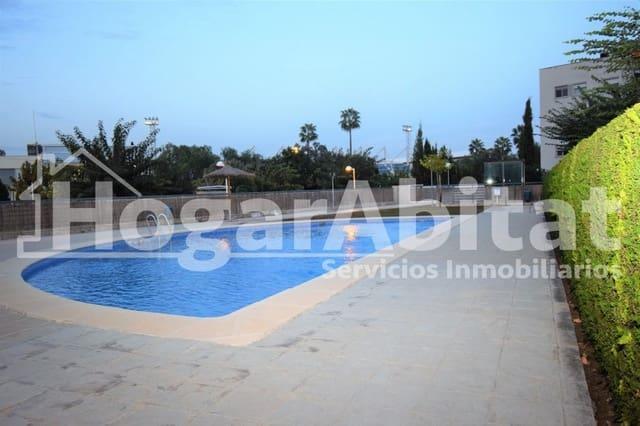 3 sypialnia Mieszkanie na sprzedaż w Alfara del Patriarca z basenem garażem - 219 900 € (Ref: 5735438)