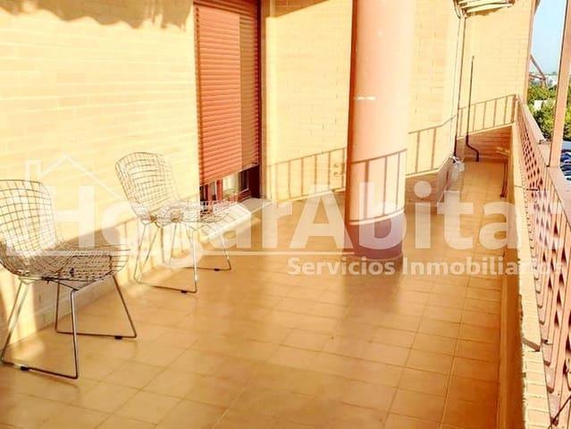 3 sypialnia Penthouse na sprzedaż w Alcasser z garażem - 124 900 € (Ref: 5746141)