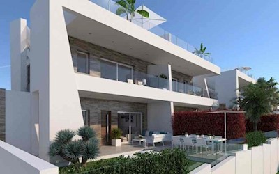 a14f2a4d4a 2 bedroom Apartment for sale in Finestrat with pool - € 178