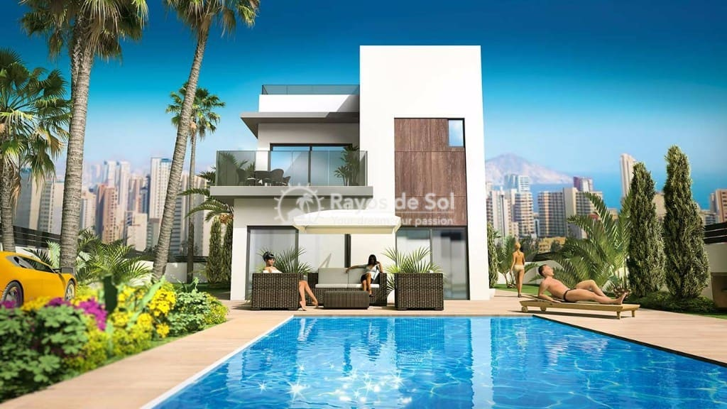 3 bedroom Villa for sale in Finestrat - € 450,000 (Ref: 5062851)