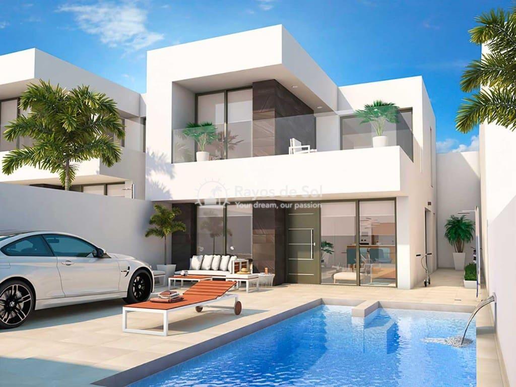Chalet de 3 habitaciones en Benijófar en venta con piscina - 249.900 € (Ref: 5062937)