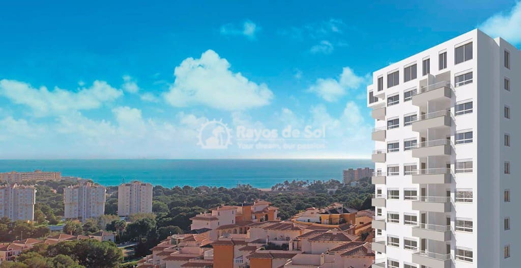 2 bedroom Apartment for sale in Orihuela Costa with pool - € 96,000 (Ref: 5394902)