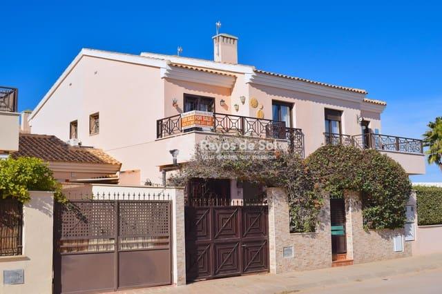 3 soveværelse Byhus til salg i San Cayetano med swimmingpool - € 119.900 (Ref: 5952340)