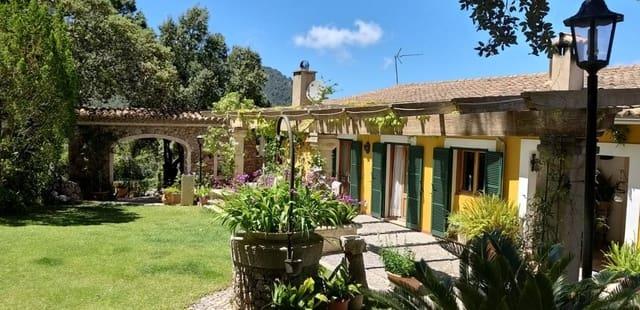 Finca/Casa Rural de 5 habitaciones en Esporles en venta con piscina - 1.700.000 € (Ref: 5333187)