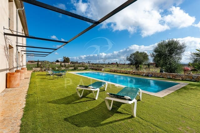3 bedroom Finca/Country House for sale in Biniagual with pool - € 1,200,000 (Ref: 5921790)