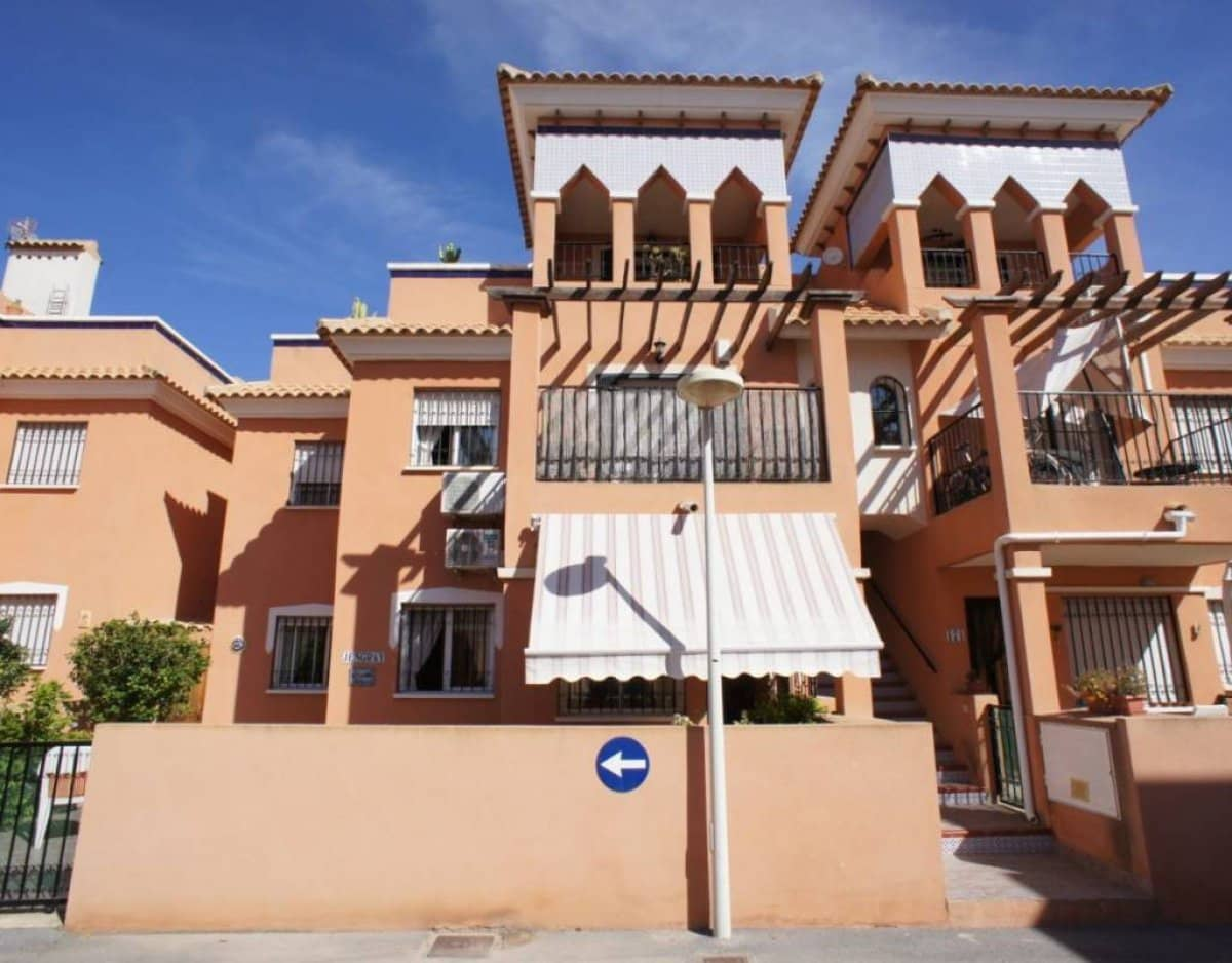 Apartamento de 2 habitaciones en Playa Flamenca en venta con piscina - 99.260 € (Ref: 4821587)
