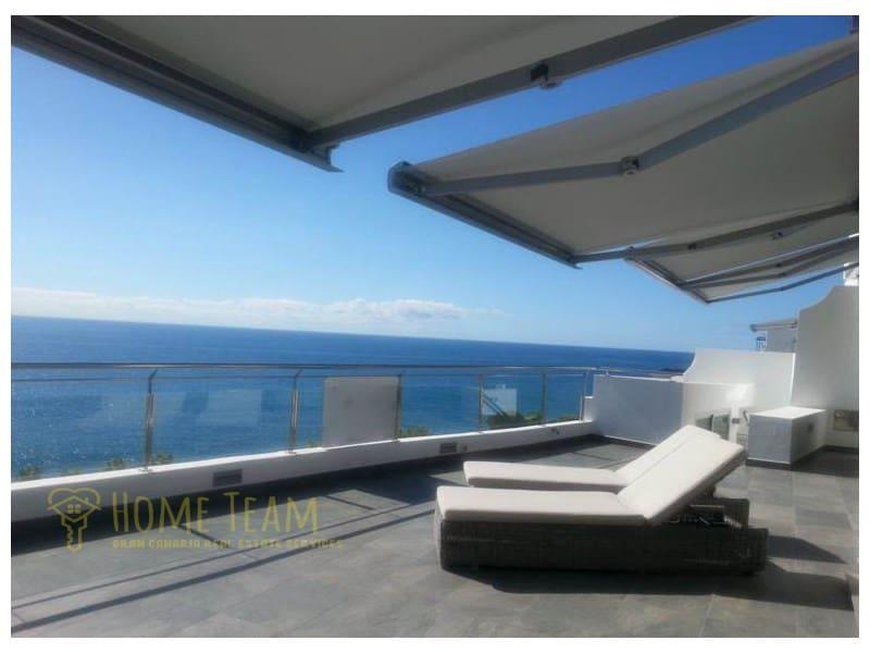 Penthouse de 2 chambres à louer à San Bartolome de Tirajana avec garage - 2 750 € (Ref: 4012890)
