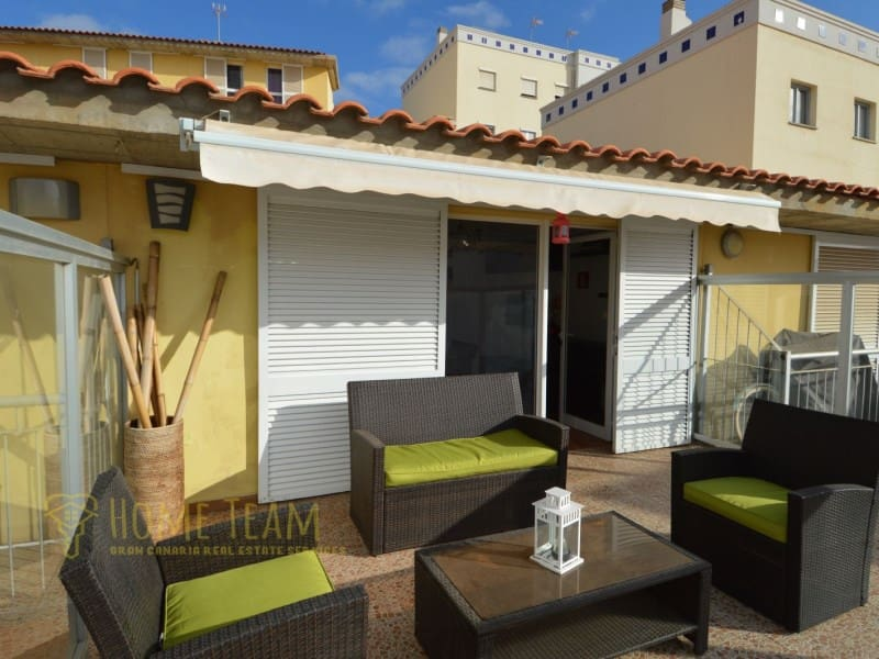 Appartement de 3 chambres à louer à San Bartolome de Tirajana avec garage - 1 500 € (Ref: 4601227)
