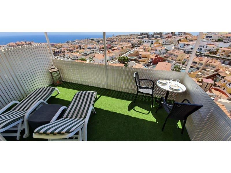 Penthouse de 1 chambre à louer à Mogan - 1 000 € (Ref: 5155339)