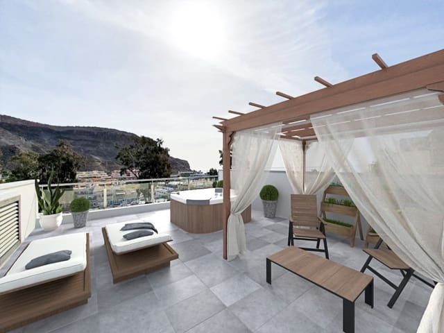 1 bedroom Penthouse for sale in Mogan with garage - € 320,000 (Ref: 5322731)
