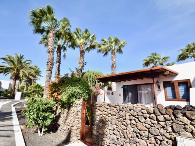 2 slaapkamer Bungalow te huur in Yaiza - € 2.250 (Ref: 5526554)