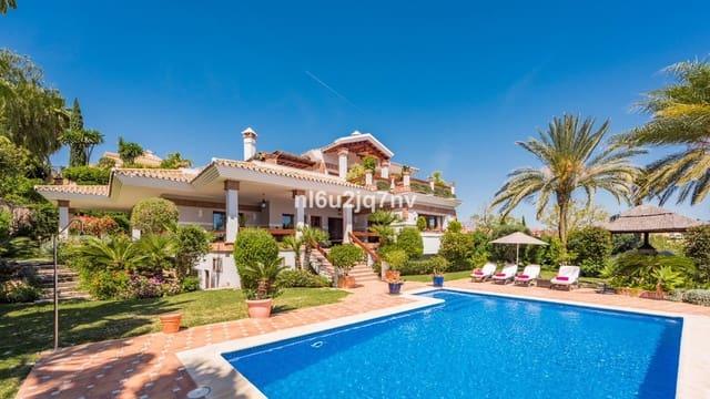 4 bedroom Villa for holiday rental in Los Flamingos with pool - € 2,700 (Ref: 4255194)